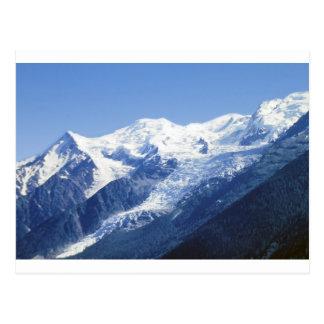 Carte Postale Les Alpes suisses