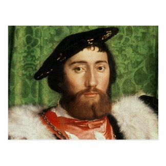 Carte Postale Les ambassadeurs, 1533