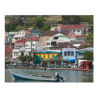 Carte Postale Les Caraïbe, GRENADA, St George, St George