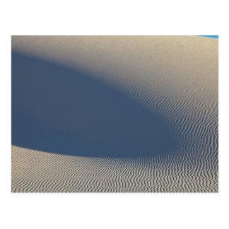 Carte Postale Les dunes de sable au blanc ponce le monument