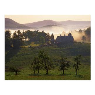 Carte Postale Les Etats-Unis, la Virginie, le comté de Giles,