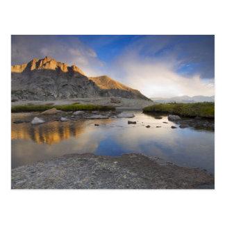 Carte Postale Les Etats-Unis, le Colorado, montagne rocheuse NP