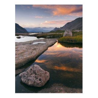 Carte Postale Les Etats-Unis, le Colorado, montagne rocheuse NP.