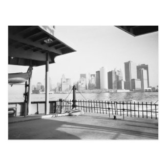 Carte Postale LES ETATS-UNIS, NEW YORK : Lower Manhattan de New
