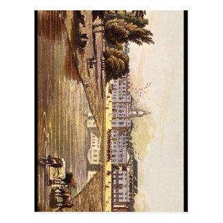 Carte Postale Les gardes et le Melbourne_Engravings de Chambre