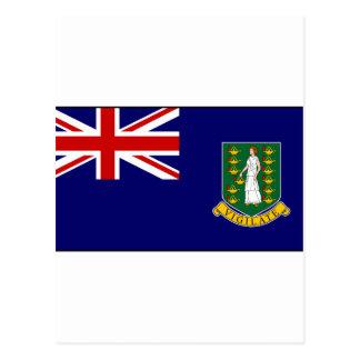 Carte Postale Les Îles Vierges