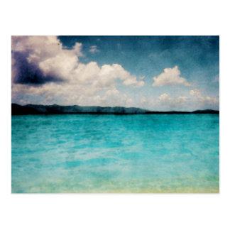 Carte Postale Les Îles Vierges britanniques des Caraïbes