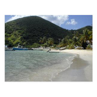 Carte Postale Les Îles Vierges britanniques - Jost