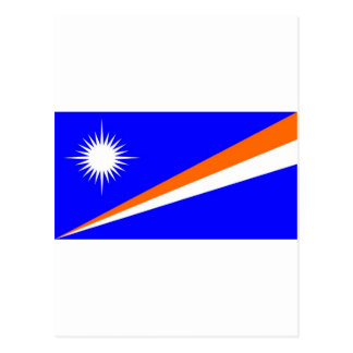 Carte Postale Les Marshall Islands