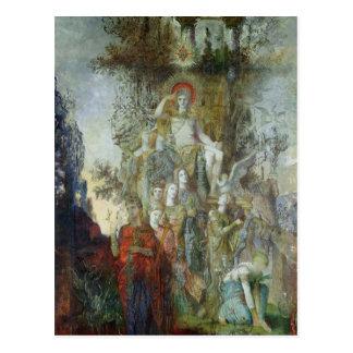Carte Postale Les Muses