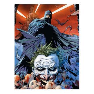 Carte Postale Les nouveaux 52 - bandes dessinées révélatrices #1