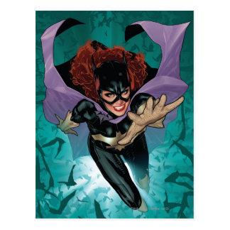 Carte Postale Les nouveaux 52 - Batgirl #1