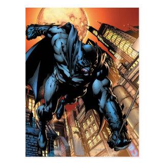 Carte Postale Les nouveaux 52 - Batman : Le chevalier foncé #1