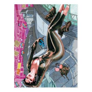Carte Postale Les nouveaux 52 - Catwoman #1