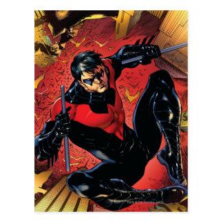 Carte Postale Les nouveaux 52 - Nightwing #1