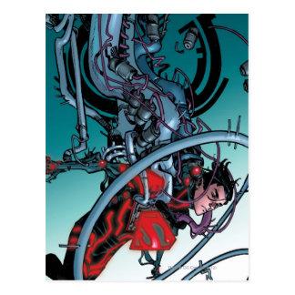 Carte Postale Les nouveaux 52 - Superboy #1