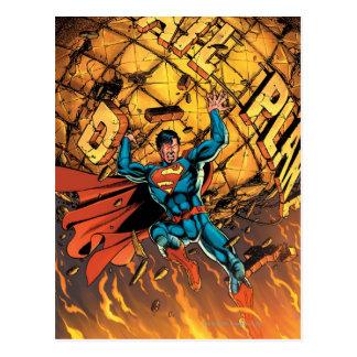 Carte Postale Les nouveaux 52 - Superman #1