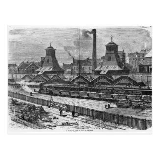 Carte Postale Les puits de St Pierre et de St Paul au le