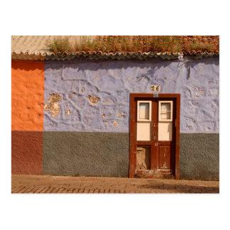 Carte Postale L'Espagne, Îles Canaries, Ténérife, villa