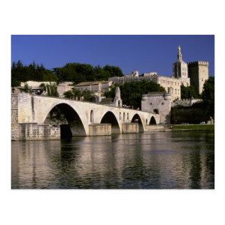 Carte Postale L'Europe, France, Provence, Avignon. DES de Palais