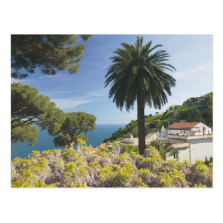 Carte Postale L'Europe, Italie, Campanie, (côte d'Amalfi),
