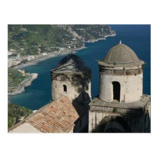 Carte Postale L'Europe, Italie, Campanie, (côte d'Amalfi), 3