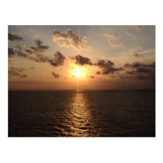 Carte Postale Lever de soleil de SunStar