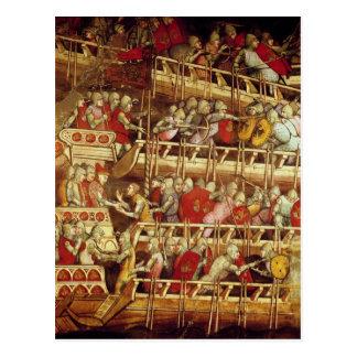 Carte Postale L'histoire de pape Alexandre III