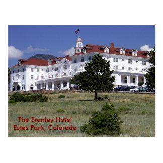 Carte Postale L'hôtel de Stanley