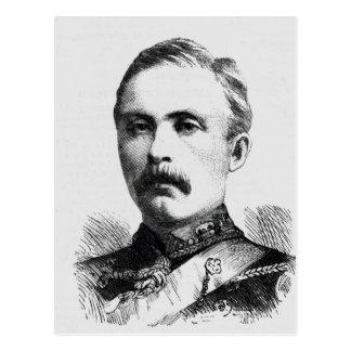 Carte Postale Lieutenant-colonel Hamill Stewart
