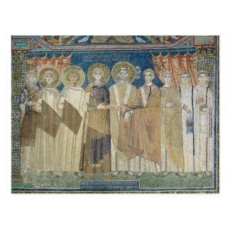 Carte Postale L'immunité d'impôts de concessions de Constantine