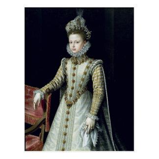 Carte Postale L'Infanta Isabel Clara Eugenie 1579