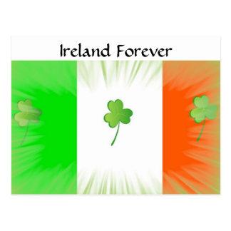 Carte Postale L'Irlande pour toujours
