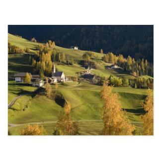 Carte Postale L'Italie, Trentin-Haut-Adige, province de Bolzano,