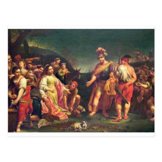 Carte Postale L'offre d'Abigaïl avant David