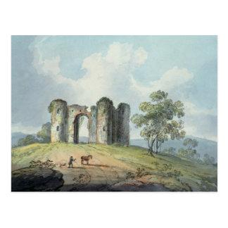 Carte Postale Loge de Preston, Norfolk