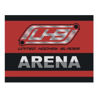 Carte Postale Logo d'arène d'UHB