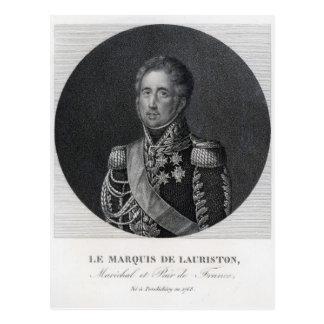 Carte Postale Loi de Jacques, Marquis de Lauriston