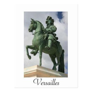 Carte Postale Louis le XIV