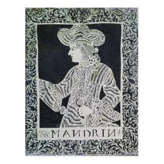 Carte Postale Louis Mandrin