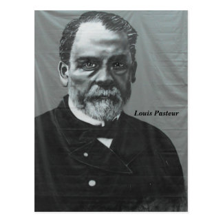 Carte Postale Louis Pasteur, Dolle, France -