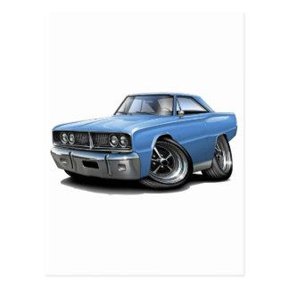 Carte Postale Lt 1966 de Coronet Blue Car
