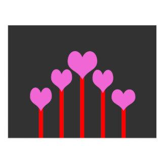 Carte Postale Lucette Heartz