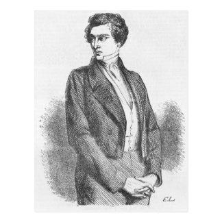 Carte Postale Lucien de Rubempre
