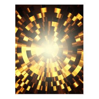 Carte Postale Lueur d'or