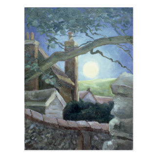 Carte Postale Lune de récolte 1996