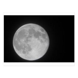 Carte Postale Lune superbe 2013