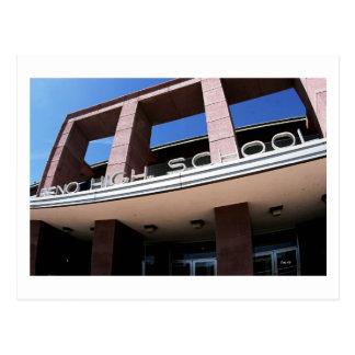 Carte Postale Lycée de Reno