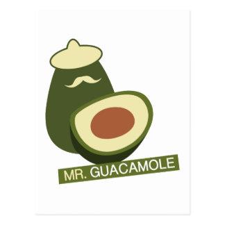 Carte Postale M. Guacamole