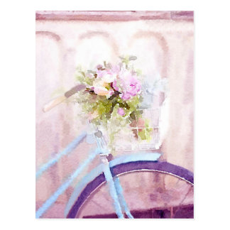 Carte Postale MA Bicyclette